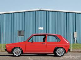 volkswagen rabbit truck custom 1977 vw rabbit ticket to paradise eurotuner magazine