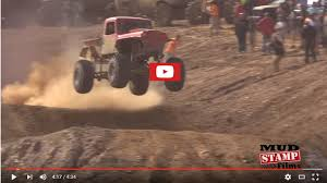 muddy monster truck videos the muddy news ford diesel monster truck in mud gets upgraded to