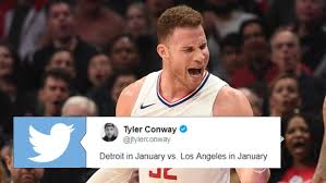 Blake Griffin Meme - blake griffin reacted to his surprising trade with the perfect gif
