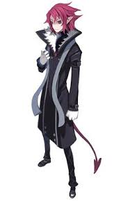 Anime Character Design Ideas Mage Class Design From Disgaea 2 By Takehito Harada Character