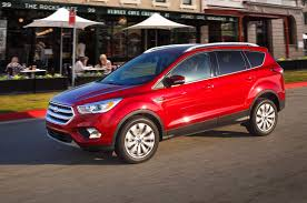 ford crossover suv august 2016 crossover and suv sales u2013 no surprises