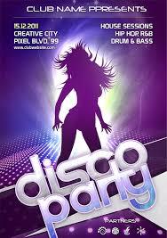 night club flyer psd template free psd files
