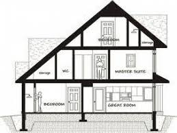 new england saltbox house house small colonial plans georgian simple saltbox with garage new
