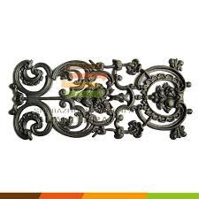 Decorative Iron Railing Panels Wrought Iron Scrolls Wrought Iron Scrolls Suppliers And