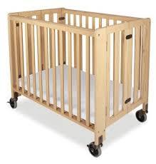 Foundations Mini Crib Folding Fixed Side Crib Size Foundations