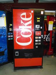 vintage soda machines