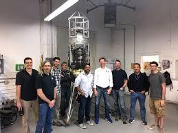 revolutionary camera recording propulsion data completes test nasa