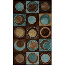 Area Rugs With Circles Better Homes And Gardens Geo Waves Area Rug Or Runner Walmart Com