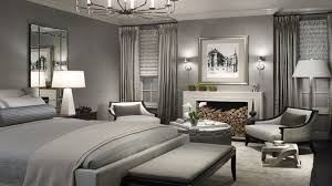 bedroom traditional design with black wooden beds mattress pillow