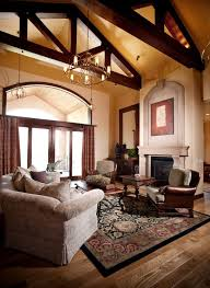 vaulted ceiling decorating ideas cathedral ceiling decorating ideas living room traditional with wood