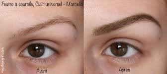 sourcil maquillage permanent prix feutre à sourcils marcelle maquillage cynthia