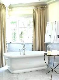 bathroom window valances northlight co