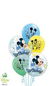 baby mickey 1st birthday baby mickey 1st birthday balloon nation