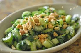 pinch thai celery salad and the importance of fish sauce