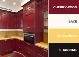 kitchen color ideas with cabinets 30 captivating kitchen color schemes