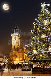 christmas markets in prague stock photos u0026 christmas markets in