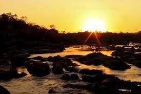 file nascer do sol nas sete quedas parque nacional da chapada dos