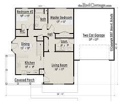 two bedroom cottage the cottage floor plans home designs commercial buildings