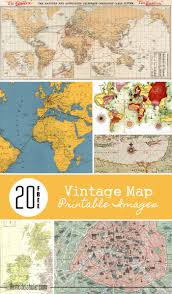 Virginia Map Viewing Gallery by 20 Free Vintage Map Printable Images Vintage Maps Vintage And Free