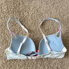victoria u0027s secret 32b little things push up bra 53 off retail