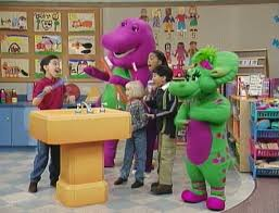 Luci Barney And Friends Wiki by Brushing Up On Teeth Barney Wiki Fandom Powered By Wikia