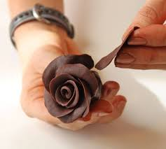 How To Make Chocolate Decorations At Home Best 25 Chocolate Art Ideas Only On Pinterest Chocolate