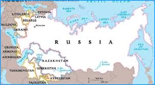 map quiz russia and the republics northern eurasia