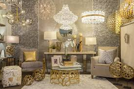 luxury lighting showroom elements at home