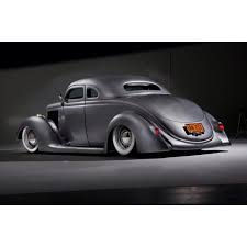 1936 ford paint by darryl hollenbeck of vintage color studio in