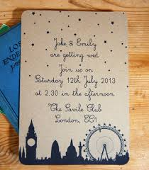 wedding invitations edinburgh wedding invitations by a bird a bee