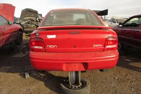 junkyard find 1996 plymouth neon expresso the truth about cars