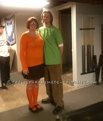 shaggy and velma couple costume shaggy halloween costume