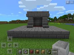 how to make a fireplace in minecraft binhminh decoration