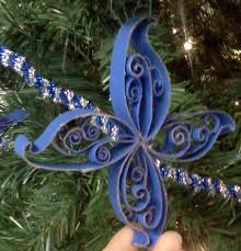 toilet paper roll flower ornament by staceysmile on deviantart