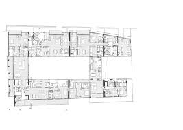 Floor Plan Of Office Building Gallery Of Conversion Of Doxiadis Office Building Ati To Apartment