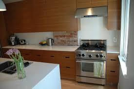 Teak Kitchen Cabinets Teak Kitchen Cabinets Kitchen Contemporary With None