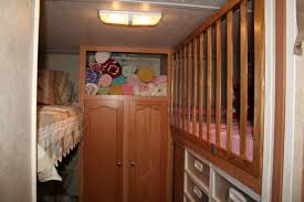 Rv Bunk Bed Ladder Rv Bunk Bed Crib This Rv