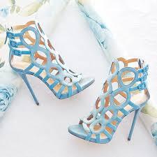 Light Blue High Heels Best 25 Light Blue Shoes Ideas On Pinterest Pastel Blue Dress