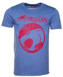 thundercats men u0027s blue thundercats logo t shirt
