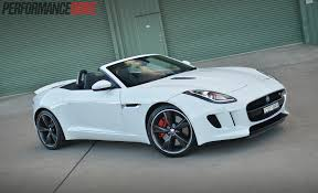 jaguar custom 2014 jaguar f type v6 s review video performancedrive
