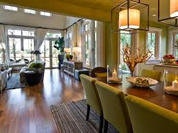 hgtv dining rooms