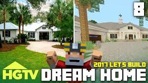 Hgtv Dream Home 2009 Floor Plan Minecraft Xbox One Let U0027s Build The Hgtv Dream Home 2017 Part 8