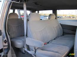 Conversion Van Interiors 2000 Chevrolet Astro Ls Awd Passenger Van Interior Photo 41618073