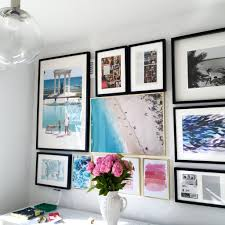 How To Design A Gallery Wall How To Create A Gallery Wall U2013 And Where To Find Affordable Art