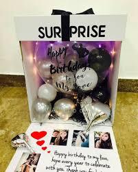 helium balloon delivery in selangor happy birthday led balloon box giftr malaysia s