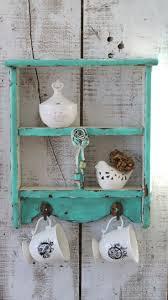Shabby Chic Spice Rack Ideas Shabby Chic Shelf Knick Knack Shelf Rustic Floating