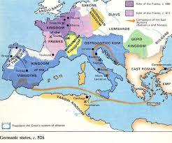 Map Of Constantinople Maps Of Italy 200 U2013 2016 Ad U2013 Subratachak