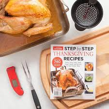 our step by step thanksgiving special issue is filled with more