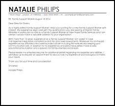 mental health support worker cover letter sample huanyii com