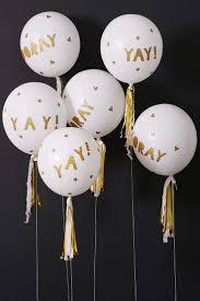 nye party kits meri meri glittered balloon party kit glitter balloons balloon